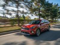 Updated Kia Niro Hybrid Debuts at 2019 Los Angeles Auto Show