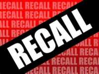 NHTSA WEEKLY RECALL SUMMARY - November 26, 2019