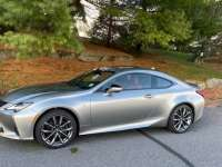 2019 Lexus RC 350 F Sport AWD Review By John Heilig