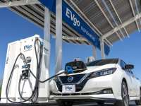New Nissan LEAF Customers get pre-paid charging credits to largest roaming US EV fast charging network