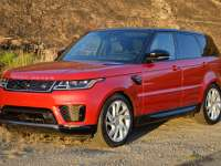 Go In Snow Review - 2019 Range Rover Sport HSE P400e