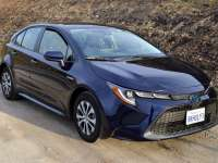2020 Toyota Corolla Hybrid LE Sedan Review | by David Colman +VIDEO