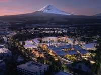 Toyota To Build Model City At Base Of Sacred Mountain