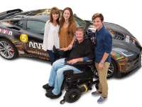 Arrow Electronics Helps Racecar Driver Sam Schmidt Regain Independence Two Decades After Accident Leaves Him Paralyzed