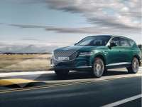 2021 Genesis GV 80 Luxury SUV Makes Debut In Seoul