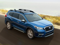 2020 Subaru Ascent Touring Review by Martha Hindes