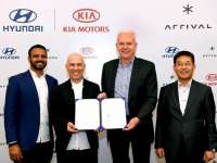 UK electric vehicle unicorn Arrival receives €100M investment from Hyundai and Kia