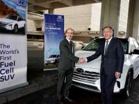 Good Old American Ingenuity - Never Mind: Hyundai Motor Expands Partnership with U.S. Government to Support Further Exploration of Hydrogen Fuel Cell Technologies