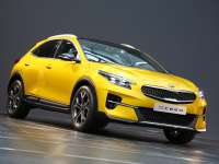 Kia XCeed and 'Imagine by Kia' Honored For 2020 iF Design Awards