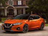 Nissan Maxima and Altima Awarded 2020 Top Safety Pick Designation