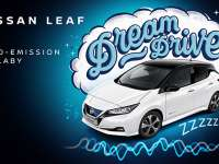 World's First Zero-Emission Lullaby - Nissan LEAF Dream Drive