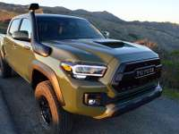 2020 Toyota Tacoma TRD PRO 4x4 DBL CAB Review by David Colman +VIDEO
