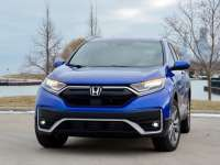 2020 Honda CR-V Chicago-land Review By Larry Nutson