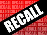 NHTSA Official Vehicle Recall Notice March 9, 2020