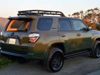 2020 Toyota 4Runner 4x4 TRD PRO V6 Review by David Colman