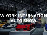 NY Auto Show Moved To August - First Time Since WWII