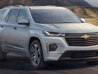 2021 Chevrolet Traverse Updated - Looking Good