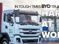 BYD Salutes Truckers