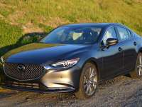 2020 MAZDA 6 SIGNATURE Review by David Colman +VIDEO
