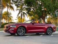 2020 Mustang Convertible Auto Channel Review | Ponying up 56 years of performance | By Thom Cannell