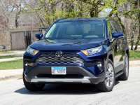 2020 Toyota RAV4 Auto Channel Review by Chicago Car Guy Larry Nutson
