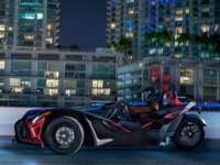 Polaris Slingshot's 'Drive for Good' Campaign Will Turn Test Drives Into a Donation to Feed Families in Need
