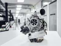 Innovative Electric Turbocharger From Mercedes-AMG