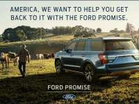 'Ford Promise' For Potential Car Buyers and Lessees