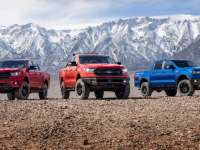 Ford Adds Three New Ranger Performance Accessory Packages