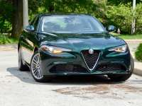 2020 Alfa Romeo Giulia Review by Larry Nutson +VIDEO