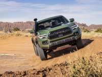 2020 Toyota Tacoma TRD Pro Review by Mark Fulmer +VIDEO