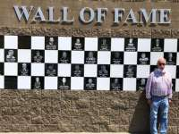 Jere Starks Inducted Into Sonoma Raceway Wall of Fame