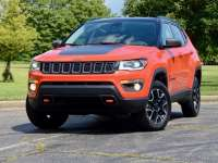 2020 Jeep Compass Review by Larry Nutson +VIDEO