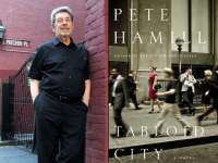 Pete Hamill, Street Smart Self Taught Nu Yawk Gonzo Journalist Passes - Born In Brooklyn Died In Brooklyn 85 Years Later - You Did Good Pete, You Did Good
