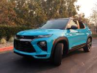 2021 Chevrolet Trailblazer AWD RS Review by Bruce Hotchkiss +VIDEO