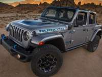 Plug-in Hybrid Jeep Wrangler 4xe Revealed