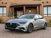 2020 Hyundai Sonata Limited by Mark Fulmer