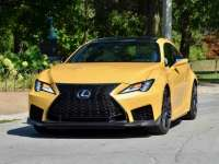 2020 Lexus RC F Review By Larry Nutson