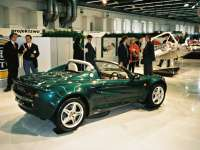 The Lotus Elise at 25 a little green car celebrates a silver anniversary