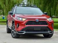 2021 Toyota RAV4 Prime Plug-In Hybrid Review by Larry Nutson +VIDEO