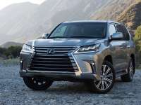 2020 Lexus LX570 Review by Mark Fulmer