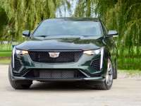 2020 Cadillac CT4-V Review By Larry Nutson