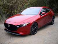 2020 Mazda3 Hatchback Premium Package AWD Review by David Colman +VIDEO