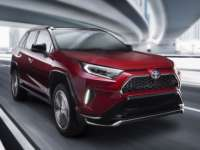 2021 Toyota RAV4 Prime XSE Review by Mark Fulmer