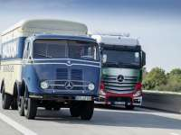 No Truck Like An Old Truck - Keep On Trucking With A Mercedes-Benz LP 333 and L 5000
