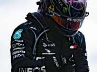 Lewis equals Michael Schumacher's F1 win record with victory for the Mercedes-AMG Petronas F1 Team at the Nürburgring