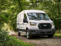 2021 Ford Transit Adds New Recreational and Business Options