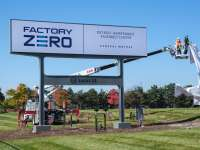 GM EV Factory Zeroing Out +VIDEO