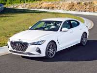 2020 Genesis G70 RWD 3.3T Sport Review by Mark Fulmer +VIDEO