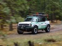 Bronco, Filson to Support Forest Firefighters, National Forest Foundation +VIDEO